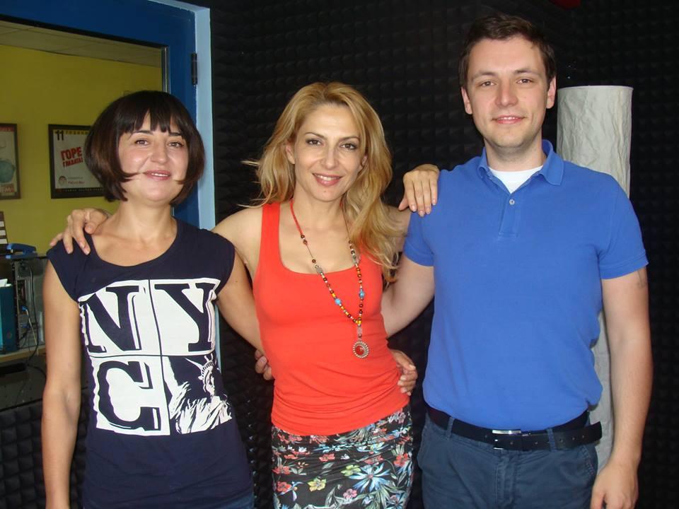 Психологът д-р Ваня Савова гостува в радио FM+